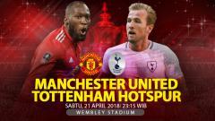 Indosport - Prediksi Manchester United vs Tottenham Hotspur.