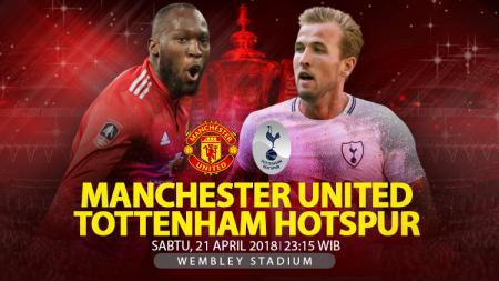 Prediksi Manchester United vs Tottenham Hotspur. - INDOSPORT