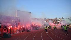 Indosport - Hooligan Levski Sofia.