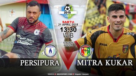 Prediksi Persipura vs Mitra Kukar - INDOSPORT