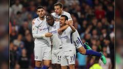 Indosport - Burnley vs Chelsea.