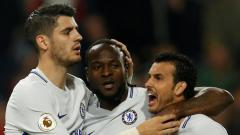 Indosport - Burnley 1-2 Chelsea (20/04/18)