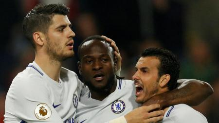 Burnley 1-2 Chelsea (20/04/18) - INDOSPORT