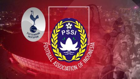 Tottenham Hotspur. - INDOSPORT