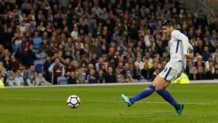 Indosport - Penyerang Chelsea, Alvaro Morata