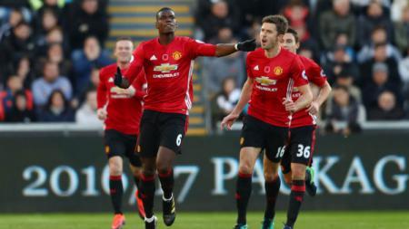 Bintang Manchester United mengaku depresi dan memohon untuk tidak dipanggil ke Timnas. - INDOSPORT