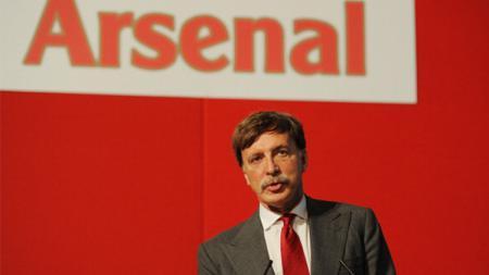 Para legenda Arsenal alumni 'Invincibles' dikabarkan telah sepakat untuk bersengkokol dengan Spotify demi mengambil alih kepemilikan dari tangan Stan Kroenke. - INDOSPORT