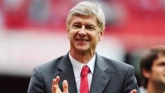 Indosport - Arsene Wenger.