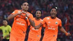 Indosport - Jaimerson da Silva (Persija Jakarta)