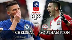 Indosport - Prediksi Chelsea vs Southampton