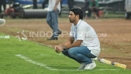 Mantan pelatih PSIS Semarang asal Italia Vincenzo Alberto Annese. - INDOSPORT