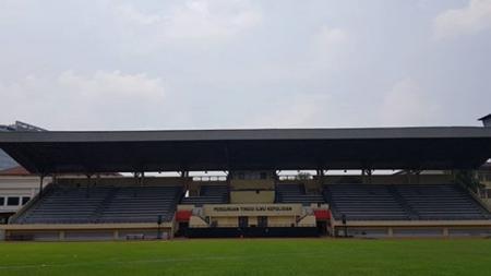 Stadion PTIK milik Bhayangkara FC. - INDOSPORT