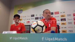 Indosport - Dejan Antonic, pelatih Borneo FC.