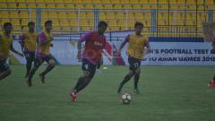 Indosport - Sesi Latihan Sriwijaya FC