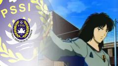 Indosport - PSSI vs Wakasihmazu.