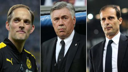 3 Pelatih yang akan gantikan Wenger - INDOSPORT