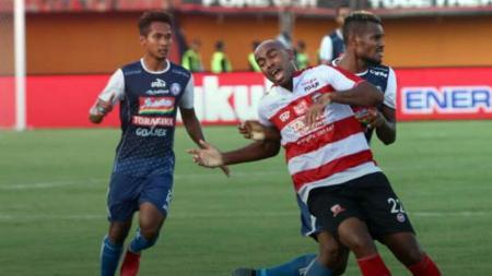 Madura United vs Arema FC - INDOSPORT