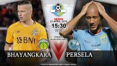 Indosport - Prediksi Bhayangkara vs Persela Lamongan