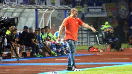 Pelatih Borneo FC, Dejan Antonic. - INDOSPORT