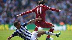 Indosport - West Bromwich vs Liverpool.