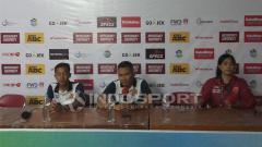 Indosport - Konfrensi Pers Manajemen PSM Makassar