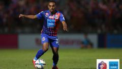 Indosport - Pemain Port FC, Terens Puhiri.