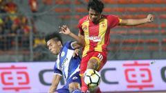 Indosport - Pemain Selangor FA Ilham Udin Armaiyn.