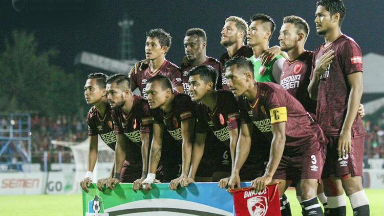 Skuat PSM Makassar. Copyright: PSM Makassar