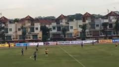 Indosport - Choa Chu Kang Stadium, markas klub Warriors FC saat menjamu Tampines Rovers.