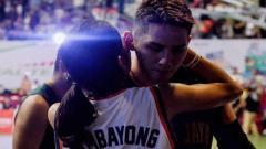 Indosport - Daniel Wenas dan Mikha Tambayong