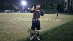 Indosport - Ricky Yacobi, mantan pemain Timnas Indonesia.