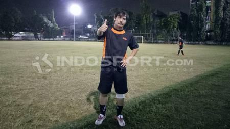 Ricky Yacobi, mantan pemain Timnas Indonesia. - INDOSPORT