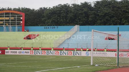 Stadion Gelora Delta. - INDOSPORT