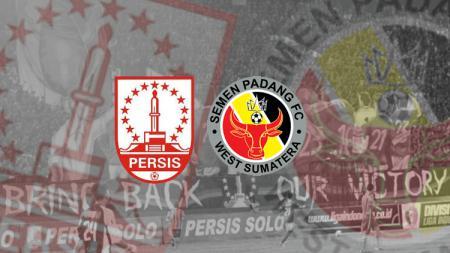 Persis Solo vs Semen Padang. - INDOSPORT