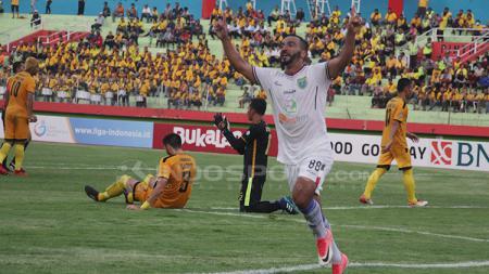 Diego Assis dikabarkan bergabung ke Madura United. - INDOSPORT