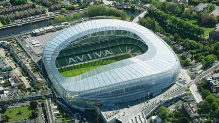 Stadion Aviva - INDOSPORT