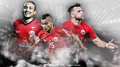 Indosport - Rohit Chand, Riko Simanjuntak dan Marko Simic.