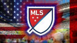 Logo Major League Soccer.