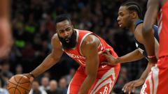 Indosport - Bintang Houston Rockets, James Harden, tak ingin terlena dengan hasil bagus di masa pramusim dan fokus menghadapi musim baru NBA.
