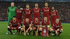 Indosport - Skuat Liverpool