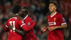 Indosport - Mohamed Salah, Sadio Mane, dan Roberto Firmino.