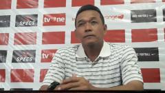 Indosport - Pelatih Bali United, Bonggo Pribadi.