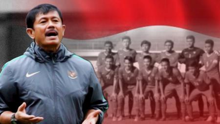 Indra Sjafri kembali ditugaskan untuk menangani Timnas U-19. - INDOSPORT