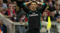 Indosport - Cristiano Ronaldo di laga vs Bayern Munchen.