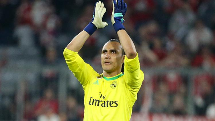 Keylor Navas. Copyright: Getty Images