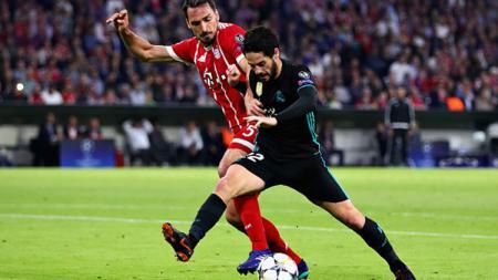 Isco di laga melawan Bayern Munchen. - INDOSPORT