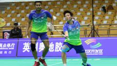 Indosport - Tontowi Ahmad/Liliyana Natsir di BATC 2018.
