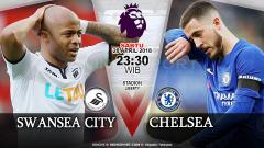 Indosport - Prediksi Swansea vs Chelsea