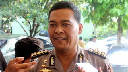 Ketua Tim Media Satgas Anti Mafia Bola Kombes Pol Argo Yuwono. - INDOSPORT