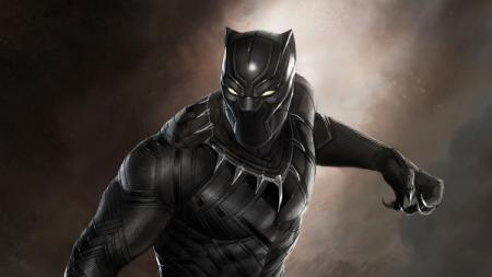 Black Panther. - INDOSPORT